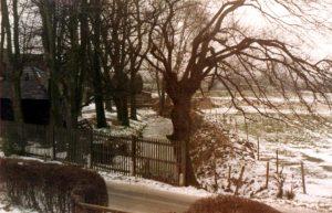 Cippenham Place Moat